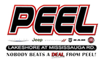 Peel Chrysler Fiat Logo