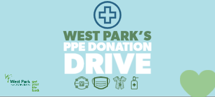 PPE Donation drive