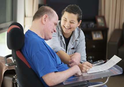 work with other professionals and agencies to support individuals with physical disability Unit 4222-386 work with other professionals and agencies to support individuals with physical disability unit 4222-386 work with other professionals and agencies to support individuals with.